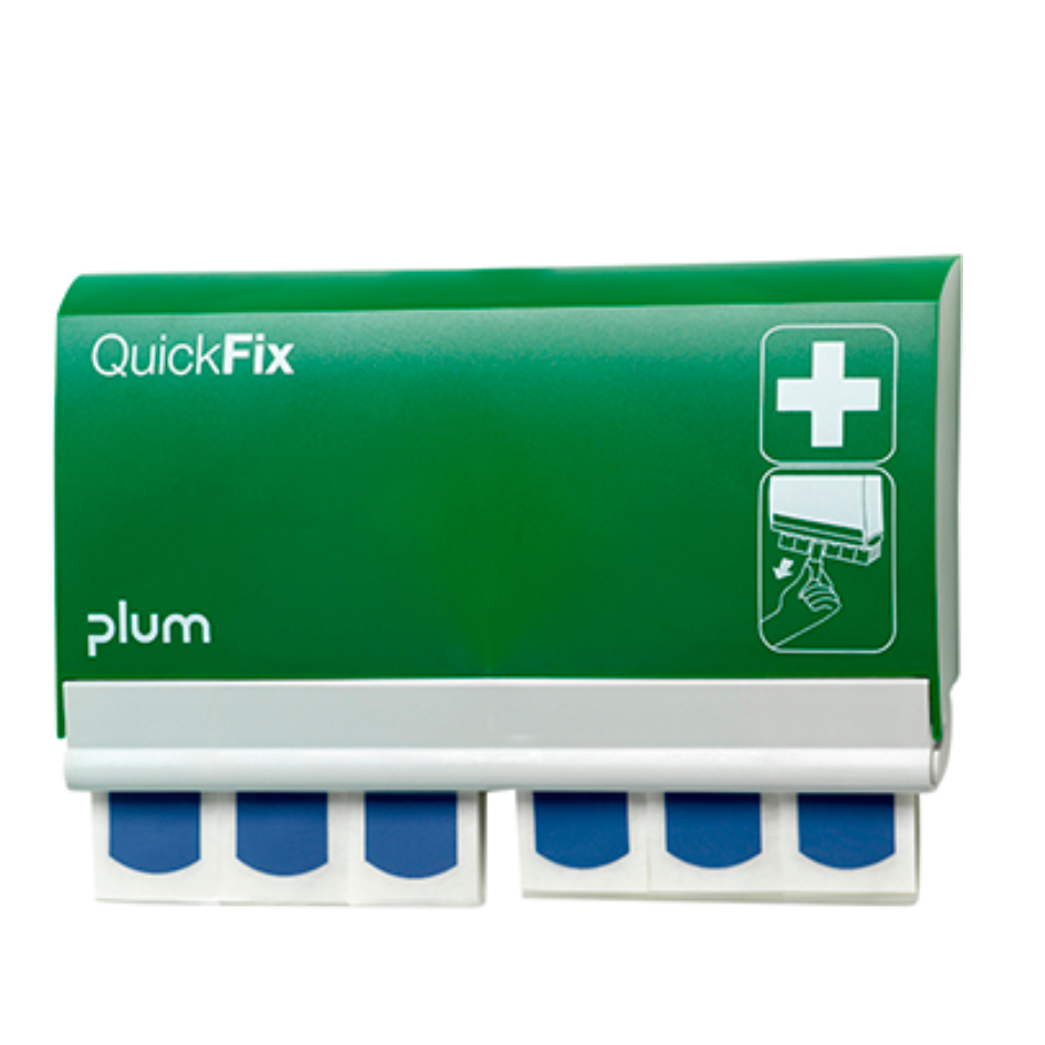PLUM QuickFix Dispenser PE detect. HACCP