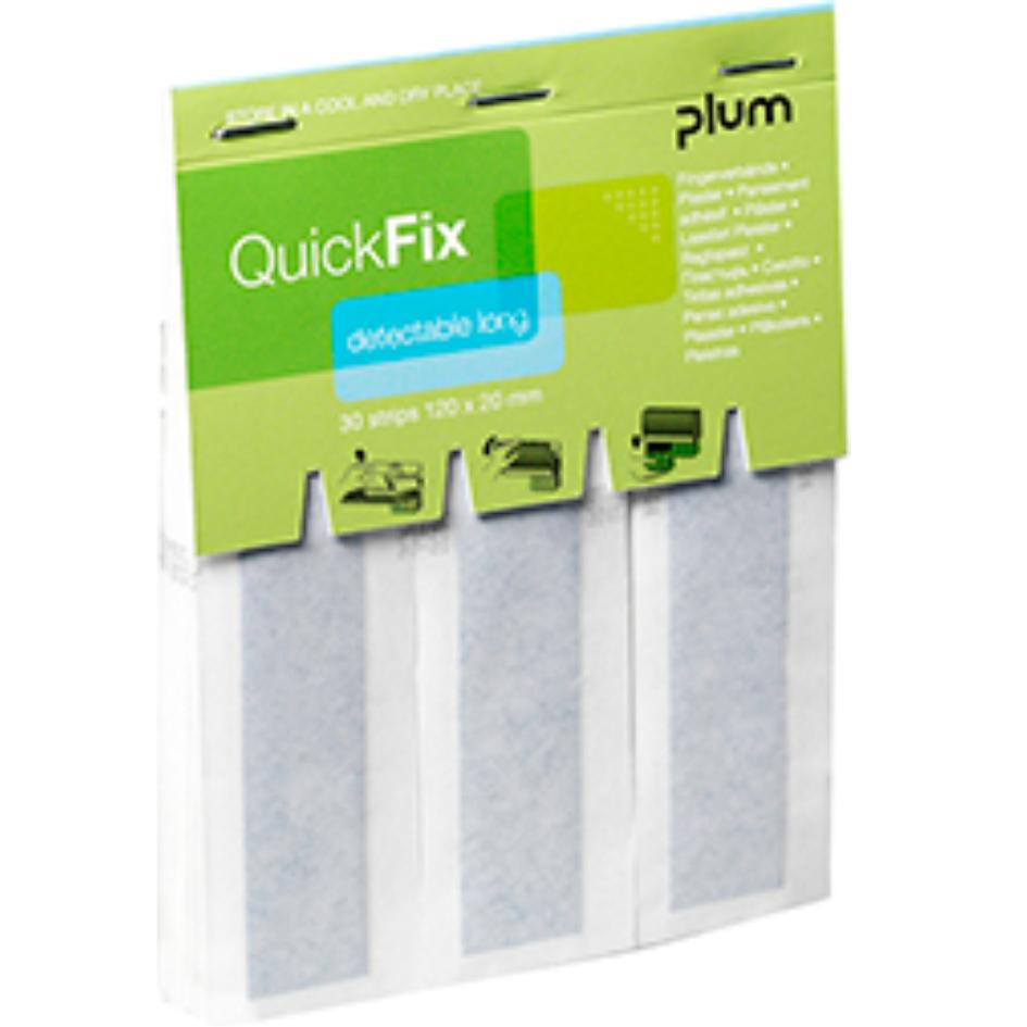 PLUM navulling QuickFix HACCP - LV, 120 x 25 mm