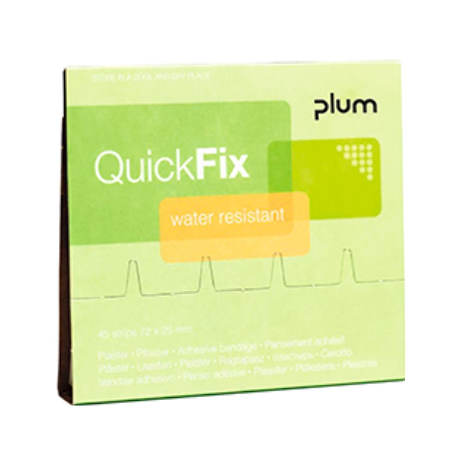 Navulling PLUM QuickFix plastic pleisters - PE