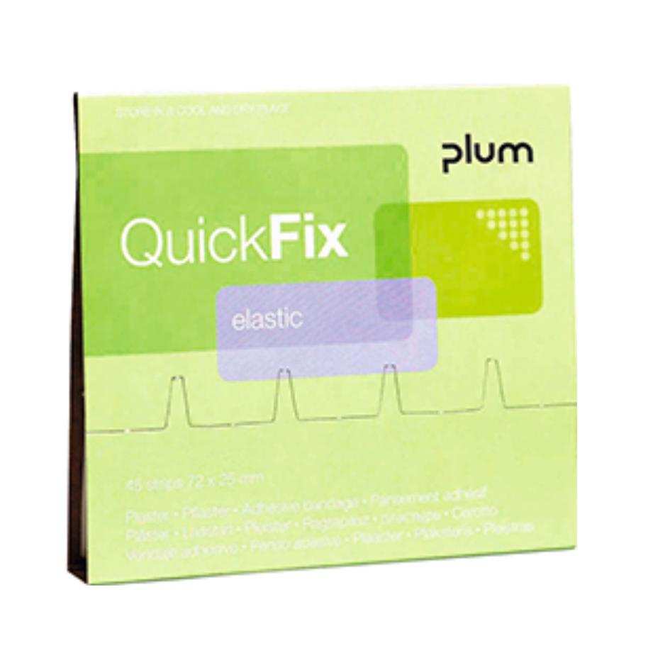 Navulling PLUM QuickFix elastische textielpleisters - ET