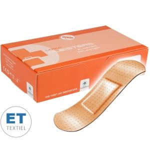 Loovi pleisters ET elastische textiel - 25 x 72mm