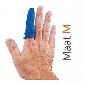 Finger Buddies BLAUW - 10 stuks (M)