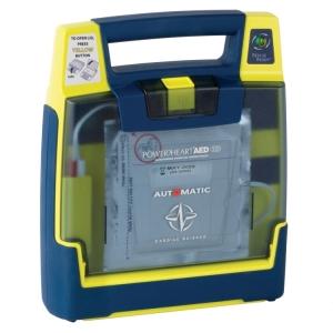 Cardiac Science Powerheart G3 PLUS - halfautomaat