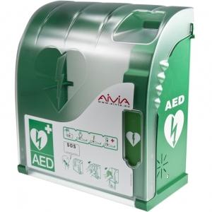 AED (buiten) wandkast Aivia 200 met alarm