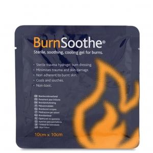 Burnsoothe brandwondenkompres 10 x 10 cm