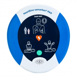 Heartsine Samaritan PAD 500P - halfautomaat