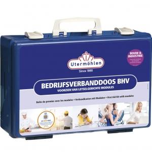 HeltiQ BHV verbanddoos modulair - BHV plus
