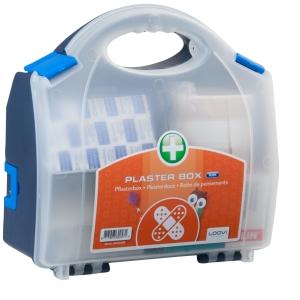 Loovi pleisterset Kids + rolpleister + desinfectie