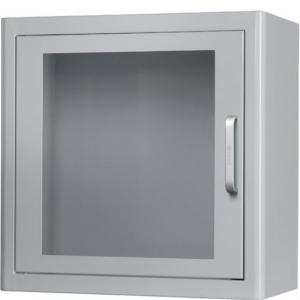 AED (binnen) wandkast Arky met alarm - Wit