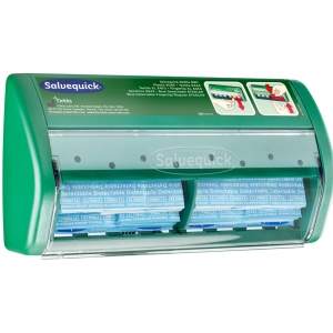 Salvequick dispenser HACCP