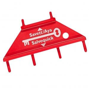 Vervangingssleutel Salvequick / Savett dispenser
