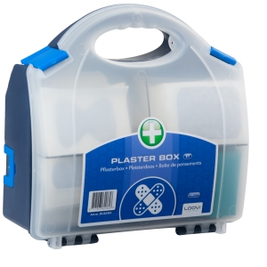 Loovi pleisterset HACCP -  ET - Blauw detect. + desinfectie