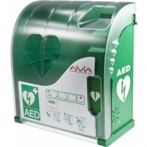 AED (binnen) wandkast Aivia 100 met alarm