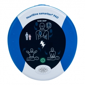 Heartsine Samaritan PAD 360P - volautomaat