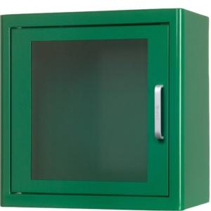 AED (binnen) wandkast Arky met alarm - Groen